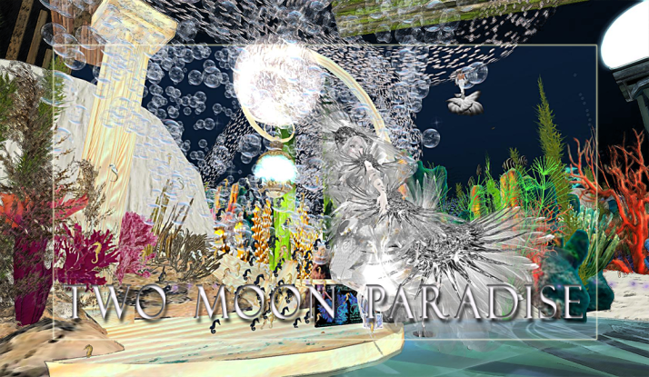 While Max is in Tampa at the Jam come be a Mer for a Day at Two Moon Paradise