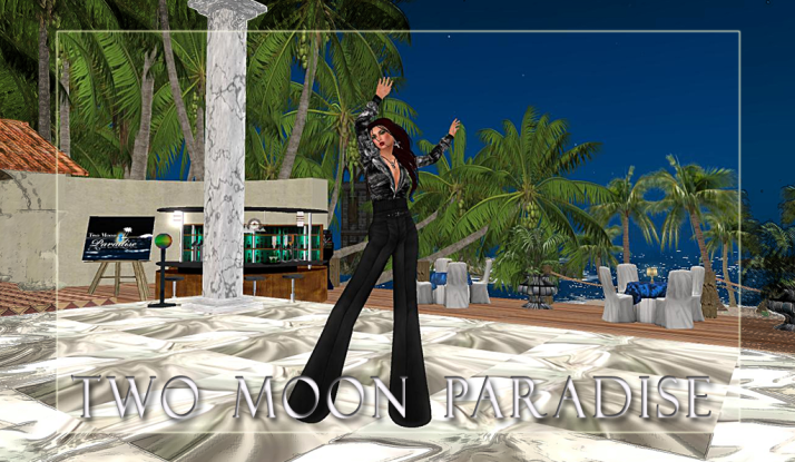 Music Madness starting at Noon on Sundays with Farrokh Vavoom at Two Moon Paradise