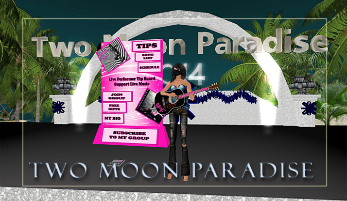 AMForte Clarity at Two Moon Paradise on Thursdays at 4 PM SLT