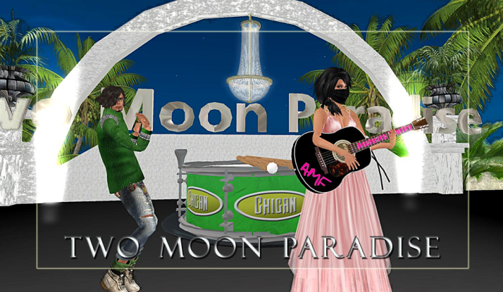 AMForte Clarity Thursdays at Two Moon Paradise 4 PM SLT