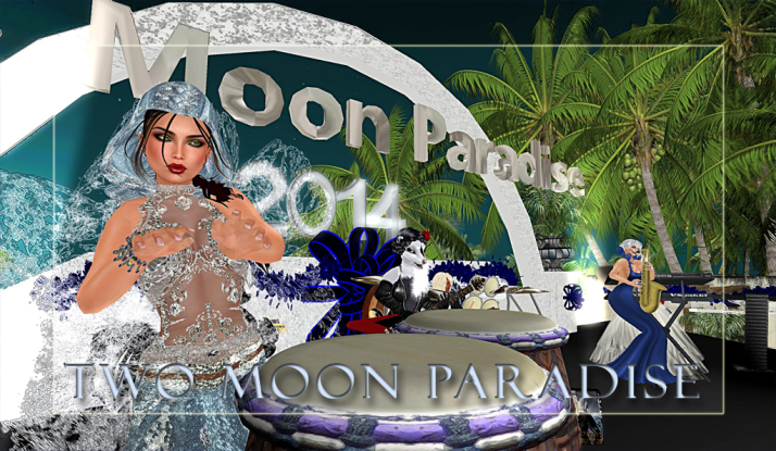 Join Farr & The Robots plus Kellie and The Funky Feats on Tuesdays at 5 PM SLT