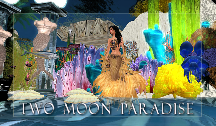 Join Shiran Sabra at The Mer Garden Tuesdays and Wednesdays Two Moon Paradise