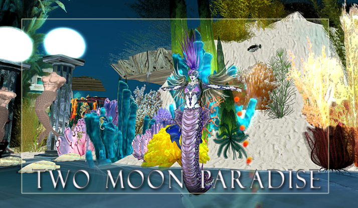 Wednesday Mer Contests with Shay Sunnyside ~ Winners Secret, Amany and LouLou at Two Moon Paradise