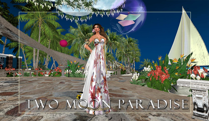 Join Shiran Sabra and the Two Moon Paradise Family for daily events