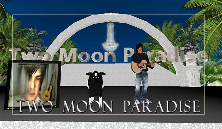 Max Kleene Saturdays at Two Moon Paradise 5 PM SLT