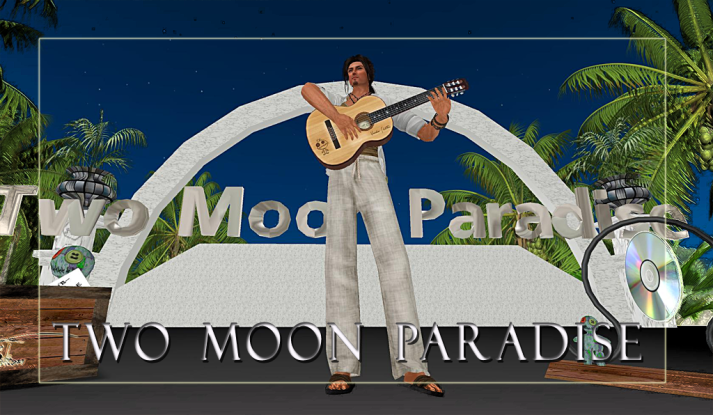 Voodii Shilton Sunday at Two Moon Paradise 3 PM SLT