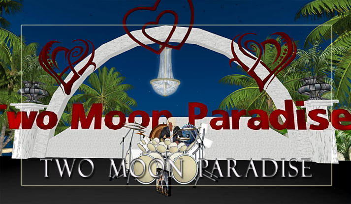 Farrokh Vavoom Sundays at Two Moon Paradise starting at noon