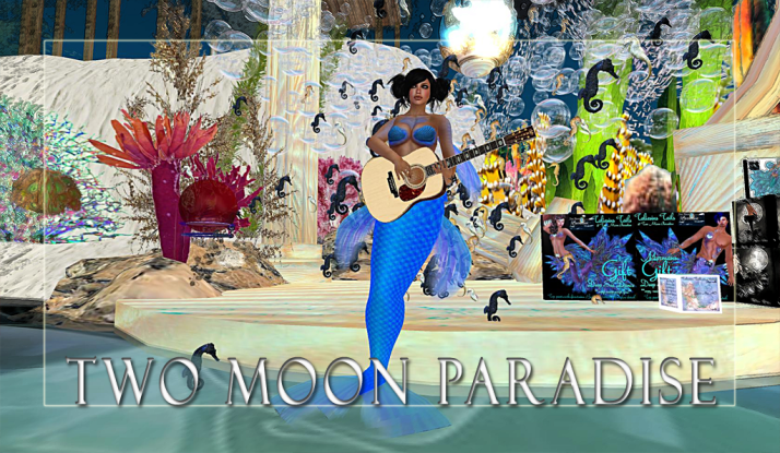 Gina Stella Mer Garden then Farr and The Funky Feats plus the Robots Tuesdays at Two Moon Paradise