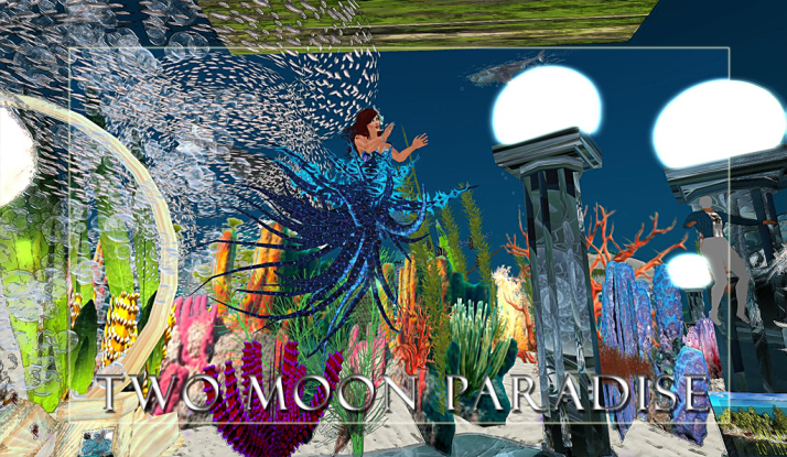 Tuesday Mer Garden Events at Two Moon Paradise