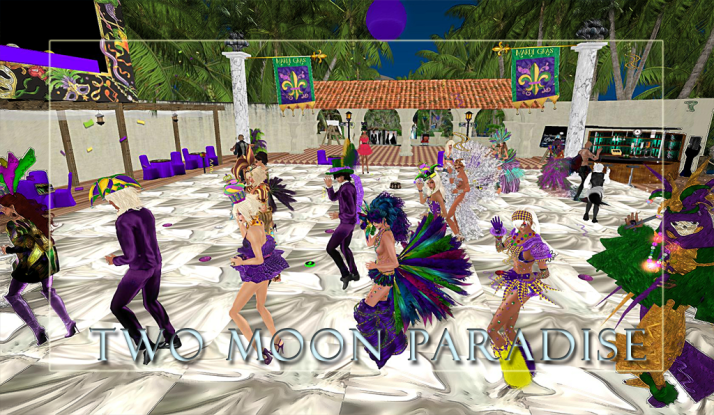 Thursday Contest Days at Two Moon Paradise with Kellie and The Funky Feats