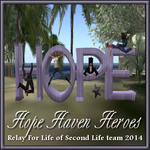 Please help us support the Relay For Life in Second Life
