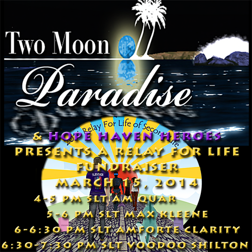 Benefit Concerts Friday and Saturday at Two Moon Paradise
