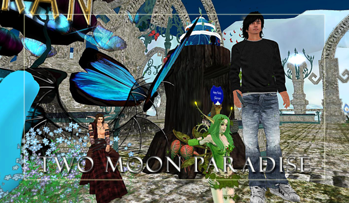 Thursdays at Two Moon Paradise with AMForte Clarity and Shay anmd The Funky Feats Costume Contest