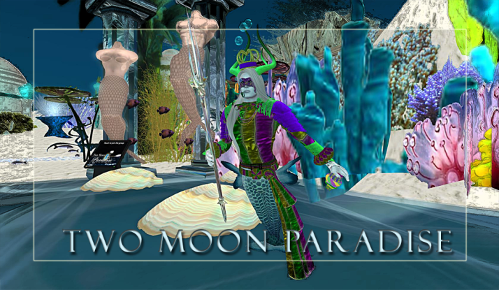 Wednesday Mer Costume Contests at Two Moon Paradise with Shay Sunnyside