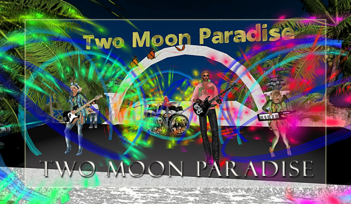 Join us Saturdays for AM Quar and the Marvelous at Two Moon Paradise