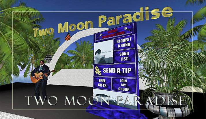 Mark Allan Jensen Mondays at Two Moon Paradise