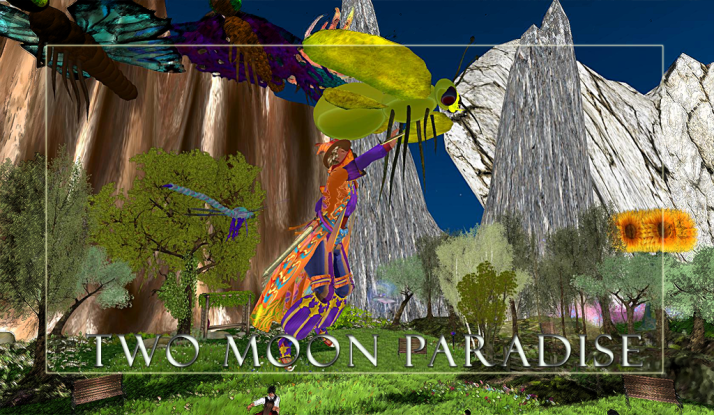 Music Madness and more Sundays at Two Moon Paradise with Farrokh Vavoom