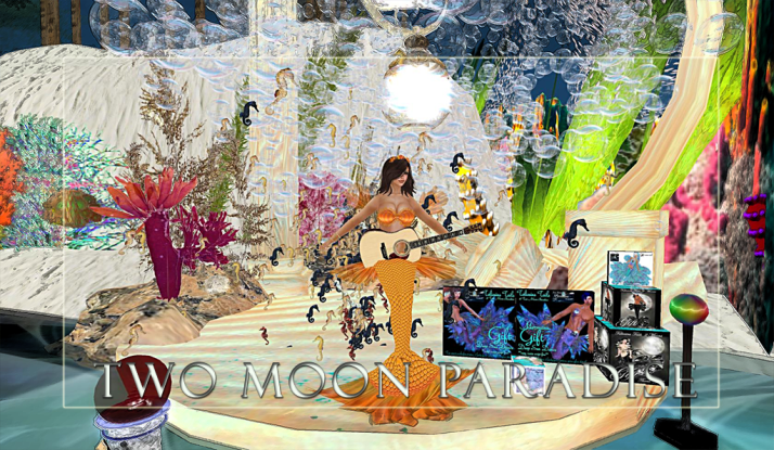 Gina Stella, Farrokh Vavoom and The Funky Feats Tuesdays at Two Moon Paradise