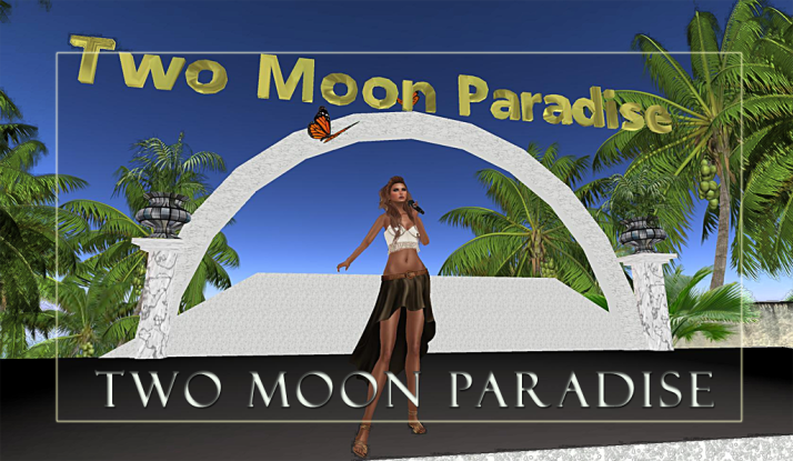 CeCi Dover, Lisa Brune and Shay Sunnyside Wednesdays at Two Moon Paradise