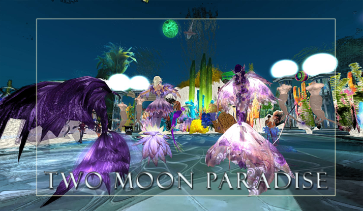 Mer themed Contests Wednesdays at Two Moon Paradise with Shay Sunnyside