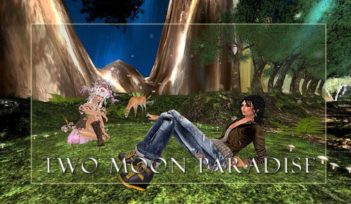 Relax and rest on Fridays at Two Moon Paradise