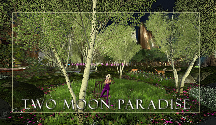 Fridays are for relaxing and exploring the many facets of Two Moon Paradise