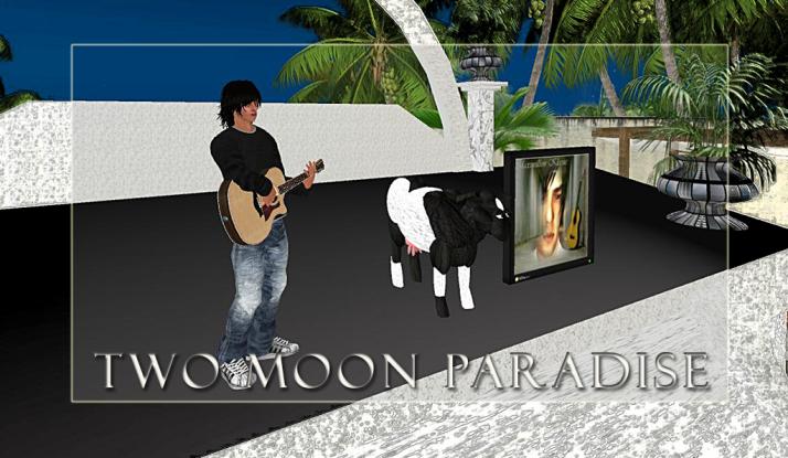 Max Kleene and AM Quar Saturdays at Two Moon Paradise