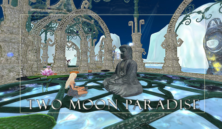 Sunday Music with Farrokh Vavoom from 1 PM SLT until 3 at Two Moon Paradise