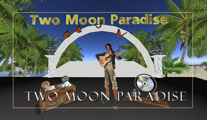 Farrokh Vavoom and Voodoo Shilton Sunday at Two Moon Paradise