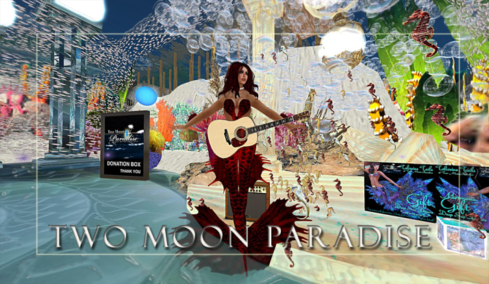 Gina Stella and Farr and The Funky Feats on Tuesdays at Two Moon Paradise