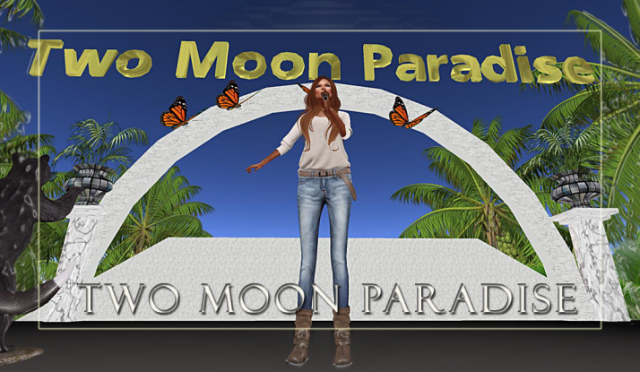 CeCi Dover, Lisa Brune and a Mer Themed Contest Wednesdays at Two Moon Paradise