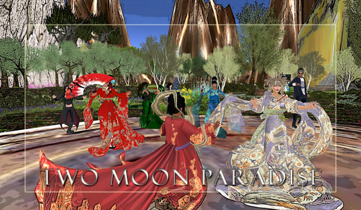 Themed Thursday Parties at Two Moon Paradise come dress up and maybe win some lindens:)