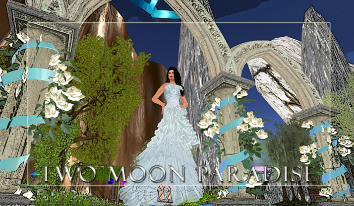 Fridays at Two Moon Paradise are a time to explore and relax with friends and enjoy the beauty of the sim