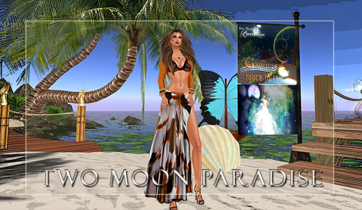Friday ~ Relax, dance, fish and explore at Two Moon Paradise