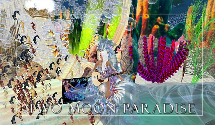 Gina Stella Mer Tuesdays at Two Moon Paradise
