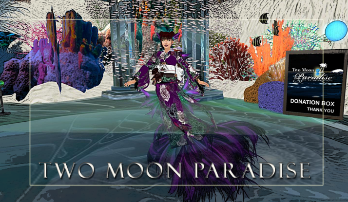 Mer events on Tuesdays and Wednesdays at the Mer Garden ~ Two Moon Paradise