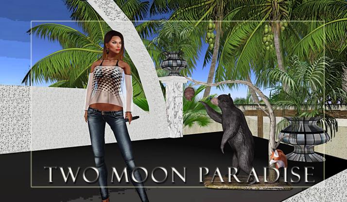 Lisa Brune at Two Moon Paradise Mondays