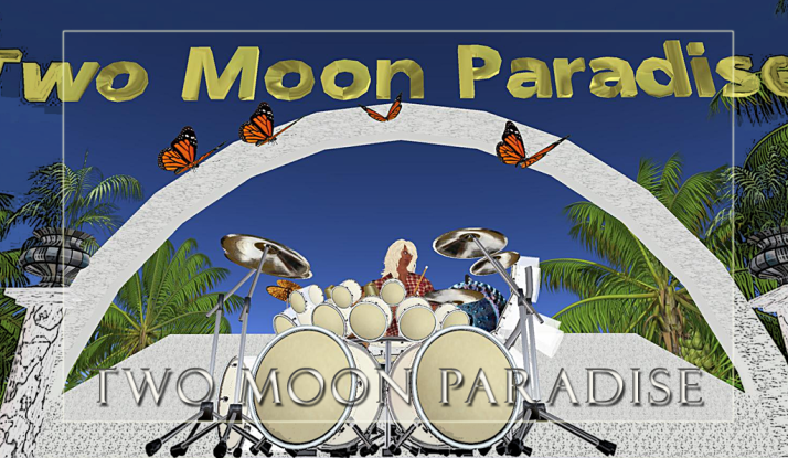 Farrokh Vavoom Sundays at Two Moon Paradise Dance Party from 1 PM SLT until 3