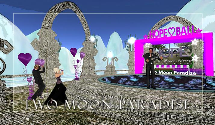 Farrokh Vavoom 1-3 PM SLT then Voodoo Shilton 3-4 PM SLT Sunday at Two Moon Paradise