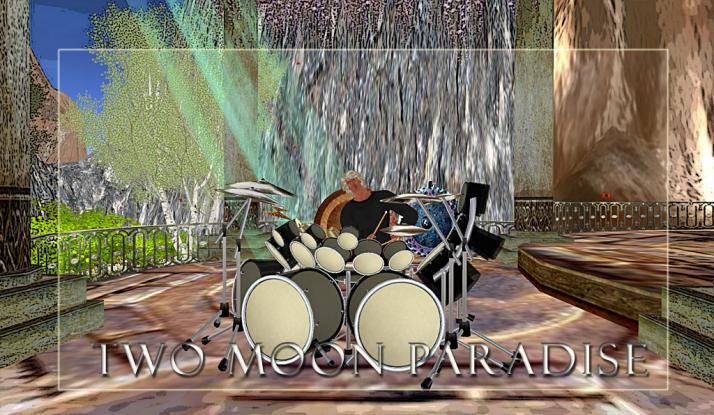 Sundays with Farrokh Vavoom and Voodoo Shilton at Two Moon Paradise