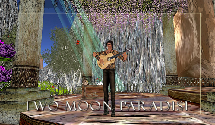 Sunday ~ Voodoo Shilton at Two Moon Paradise