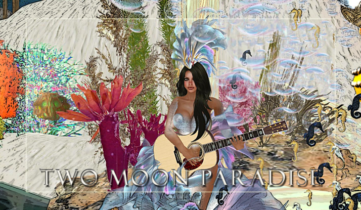 Tuesday ~ Farrokh Vavoom and the Funky Feats and Gina Stella Mer Event at Two Moon Paradise