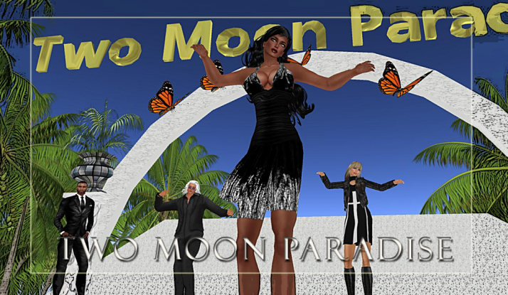 CeCi Dover, Lisa Brune and a Mer Costume Contest Wednesdays at Two Moon Paradise