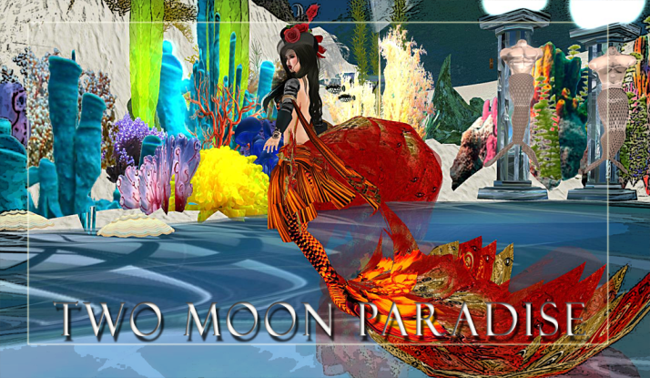 Join us at Two Moon Paradise for Mer Events, Live Music, Themed Contests and fun weekly:)