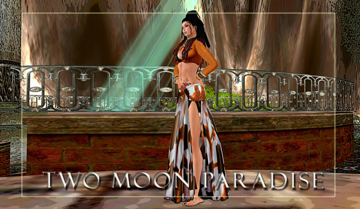 Join us at Two Moon Paradise for Mer Events, Themed Contests, Live Music and making friends:-)