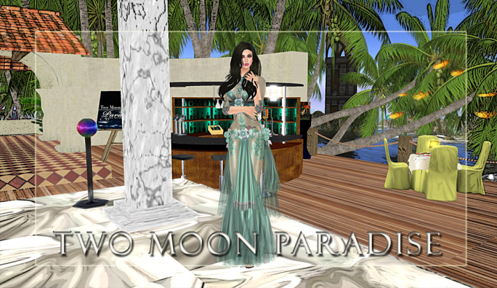 Join us at Two Moon Paradise in style at Coconut Rock