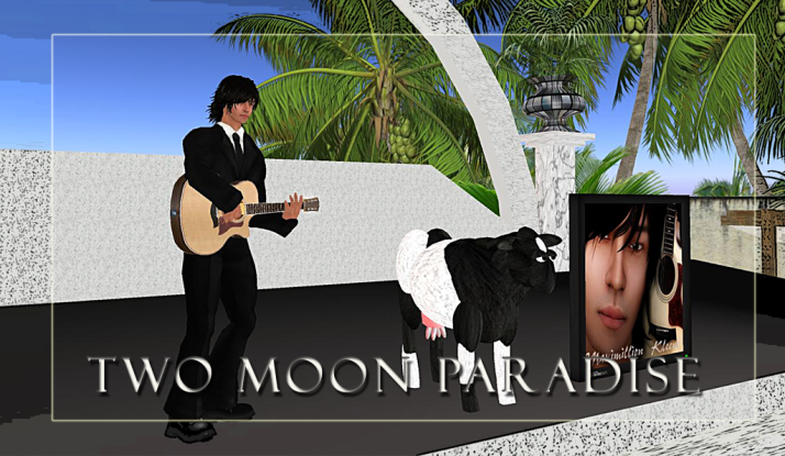 AM Quar and The Marvelous plus Max Kleene Saturdays at Two Moon Paradise