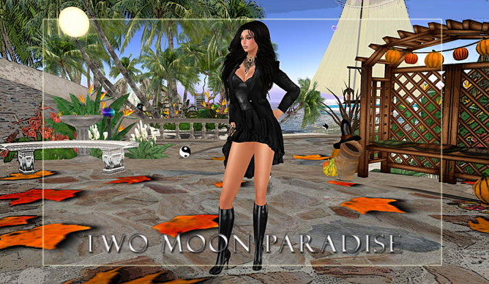 Fridays at Two Moon Paradise are for relaxing and exploring the many peaceful areas like the Barn and The New Mer Cave