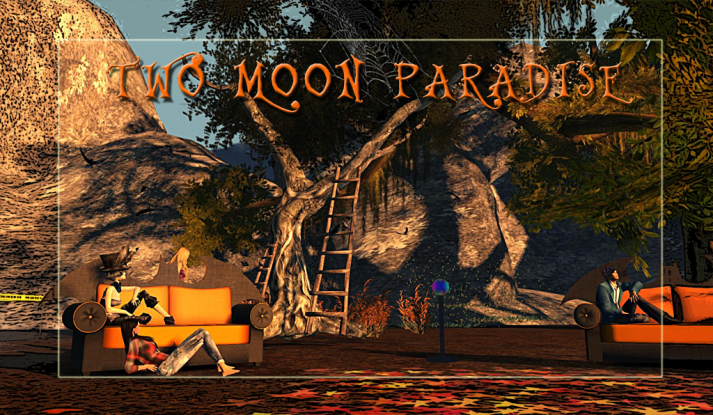 Fridays are for exploring and dancing and making new friends at Two Moon Paradise
