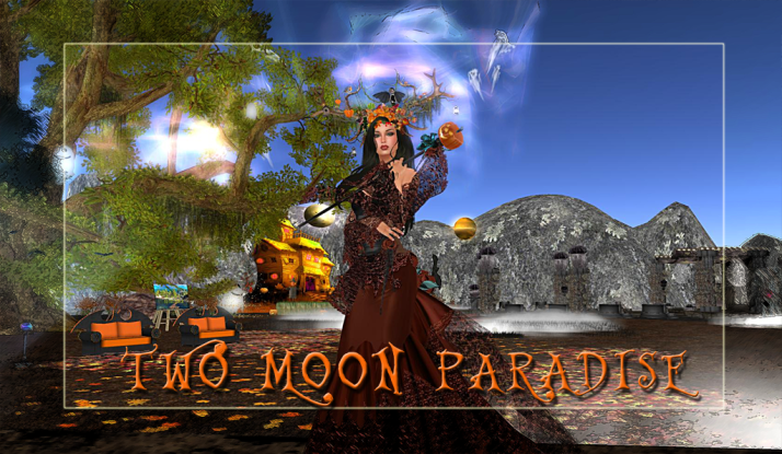 Come Visit the Halloween Haunt our Fourth Year of goodies, Spooky Stuff and Art to help make the holiday special  https://secondlife.com/destination/halloween-haunt-two-moon